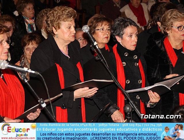 Serenata a Santa Eulalia 2017 - Coro Santa Cecilia y Los Charrasqueados - 34