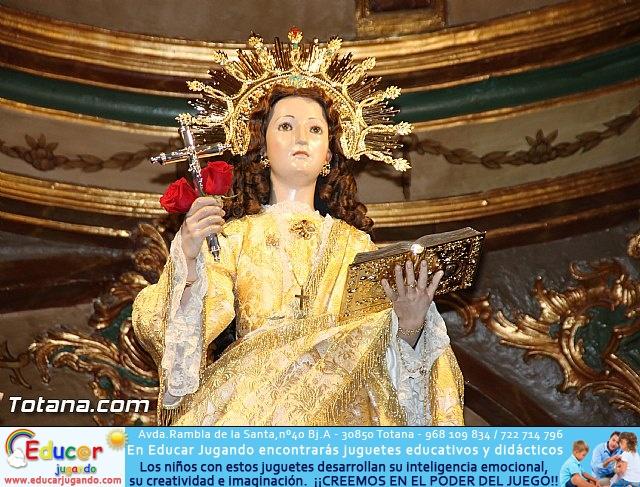 Serenata a Santa Eulalia 2016 - Tuna de Totana y Coro Santa Cecilia - 1