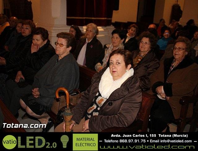 Serenata a Santa Eulalia 2016 - Tuna de Totana y Coro Santa Cecilia - 4
