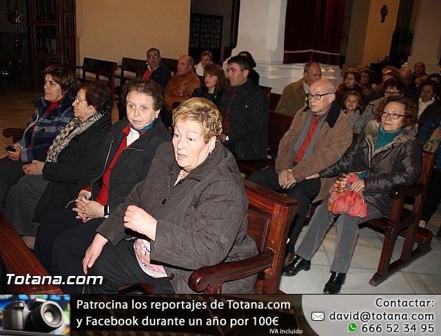 Serenata a Santa Eulalia 2016 - Tuna de Totana y Coro Santa Cecilia - 8