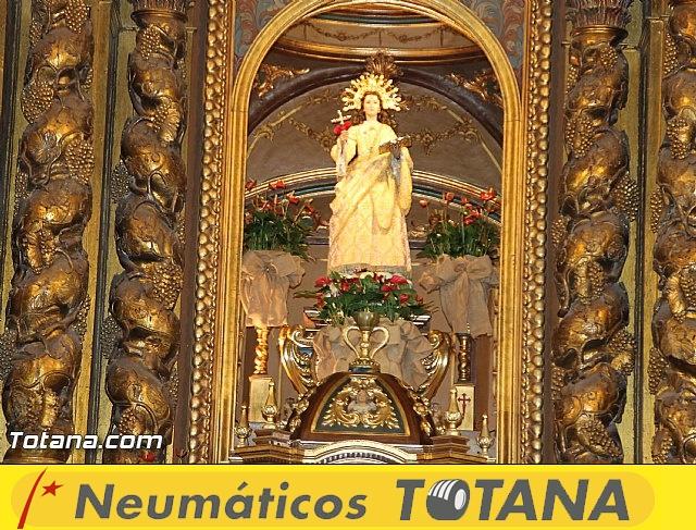 Serenata a Santa Eulalia 2016 - Tuna de Totana y Coro Santa Cecilia - 11