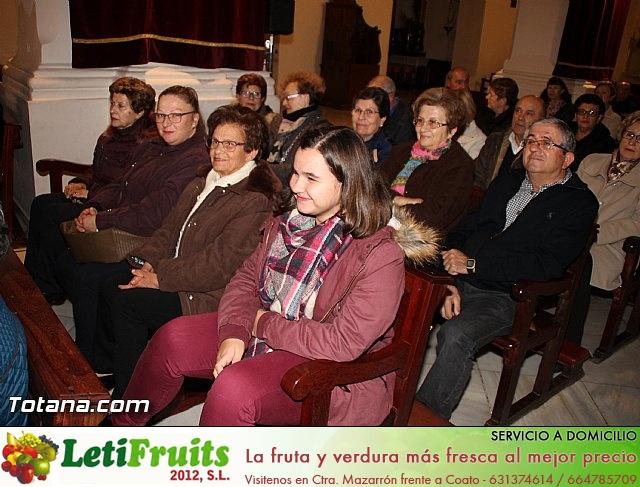 Serenata a Santa Eulalia 2016 - Tuna de Totana y Coro Santa Cecilia - 14