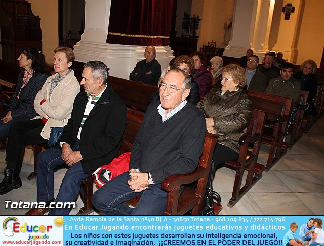 Serenata a Santa Eulalia 2016 - Tuna de Totana y Coro Santa Cecilia - 17