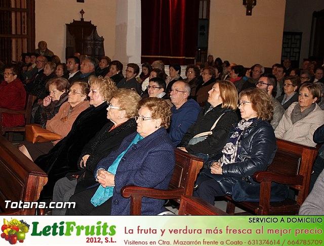 Serenata a Santa Eulalia 2016 - Tuna de Totana y Coro Santa Cecilia - 19