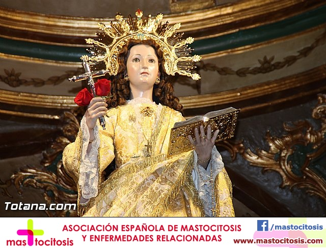 Serenata a Santa Eulalia 2016 - Tuna de Totana y Coro Santa Cecilia - 21