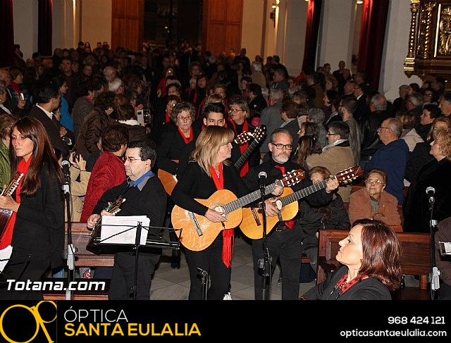 Serenata a Santa Eulalia 2016 - Tuna de Totana y Coro Santa Cecilia - 27
