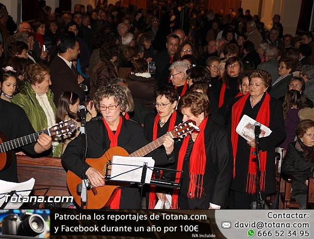 Serenata a Santa Eulalia 2016 - Tuna de Totana y Coro Santa Cecilia - 30