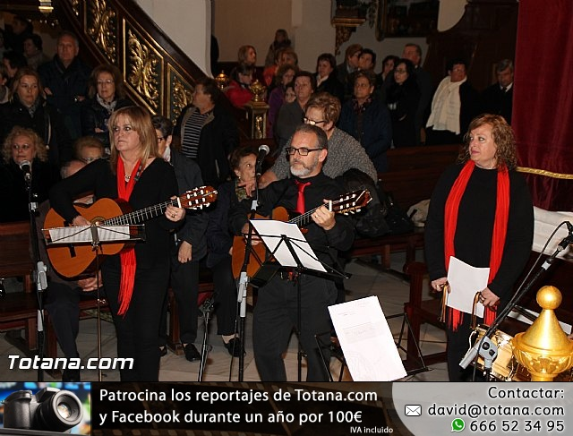 Serenata a Santa Eulalia 2016 - Tuna de Totana y Coro Santa Cecilia - 31