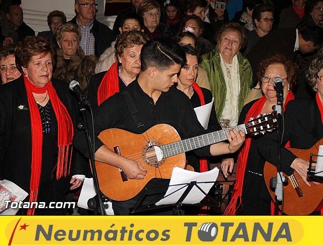 Serenata a Santa Eulalia 2016 - Tuna de Totana y Coro Santa Cecilia - 35