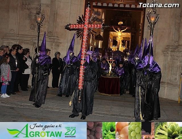Procesión del Silencio - Semana Santa 2014 - 30