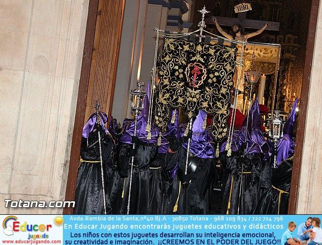 Procesión del Silencio - Semana Santa 2015 - 10