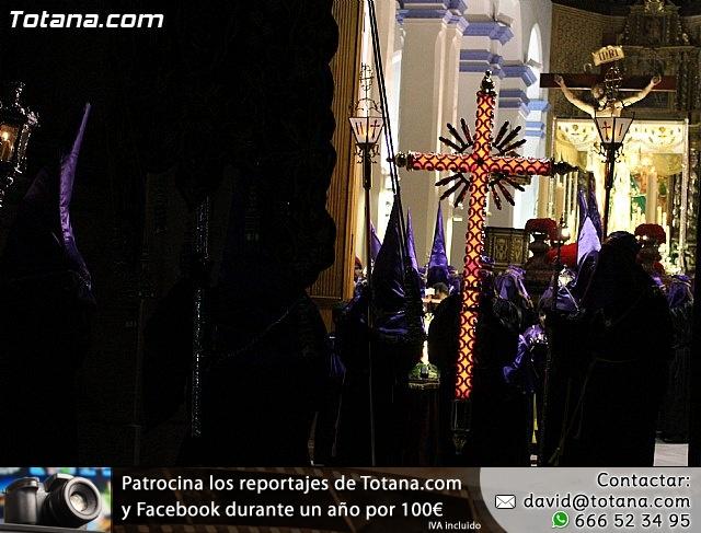 Procesión del Silencio - Semana Santa 2015 - 12