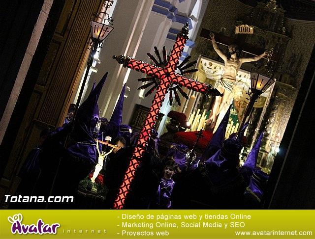 Procesión del Silencio - Semana Santa 2015 - 13