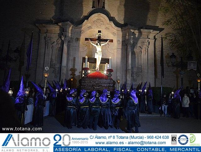 Procesión del Silencio - Semana Santa 2015 - 352
