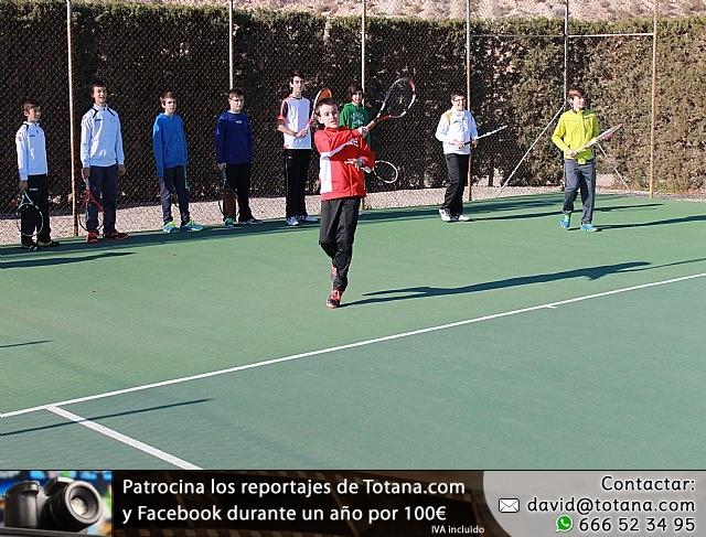 Fiesta de Navidad 2014 de la Escuela del Club de Tenis Totana - 2