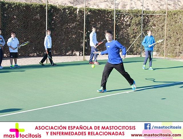 Fiesta de Navidad 2014 de la Escuela del Club de Tenis Totana - 3