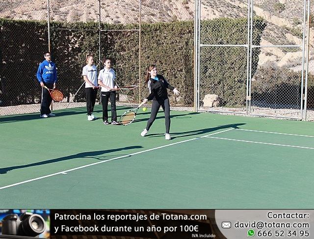 Fiesta de Navidad 2014 de la Escuela del Club de Tenis Totana - 8