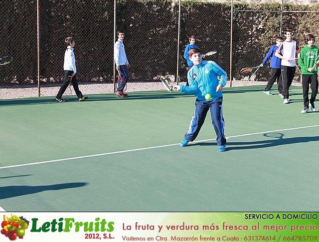 Fiesta de Navidad 2014 de la Escuela del Club de Tenis Totana - 11