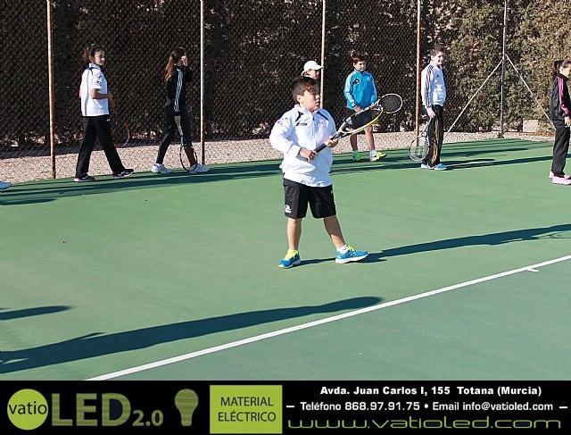 Fiesta de Navidad 2014 de la Escuela del Club de Tenis Totana - 13