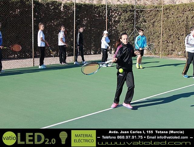 Fiesta de Navidad 2014 de la Escuela del Club de Tenis Totana - 14