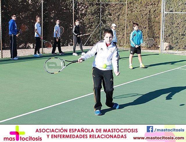Fiesta de Navidad 2014 de la Escuela del Club de Tenis Totana - 15