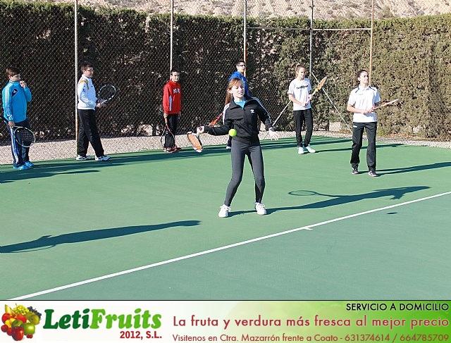 Fiesta de Navidad 2014 de la Escuela del Club de Tenis Totana - 17