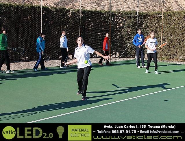 Fiesta de Navidad 2014 de la Escuela del Club de Tenis Totana - 18