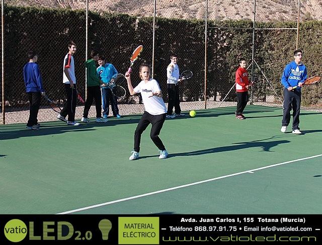 Fiesta de Navidad 2014 de la Escuela del Club de Tenis Totana - 19