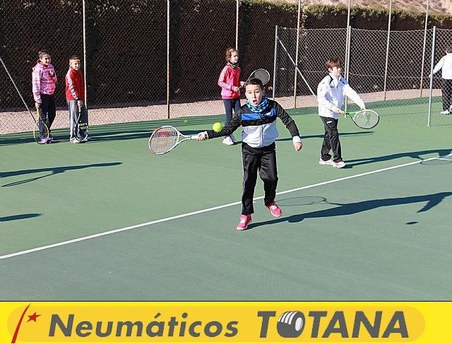 Fiesta de Navidad 2014 de la Escuela del Club de Tenis Totana - 22