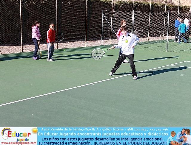 Fiesta de Navidad 2014 de la Escuela del Club de Tenis Totana - 23