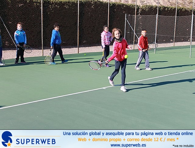 Fiesta de Navidad 2014 de la Escuela del Club de Tenis Totana - 24