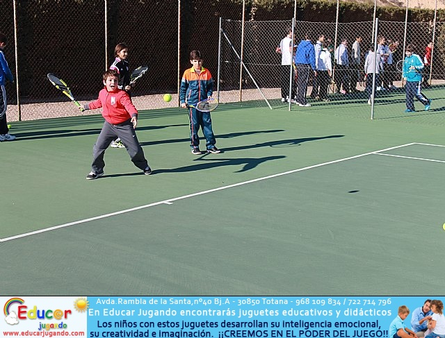 Fiesta de Navidad 2014 de la Escuela del Club de Tenis Totana - 28