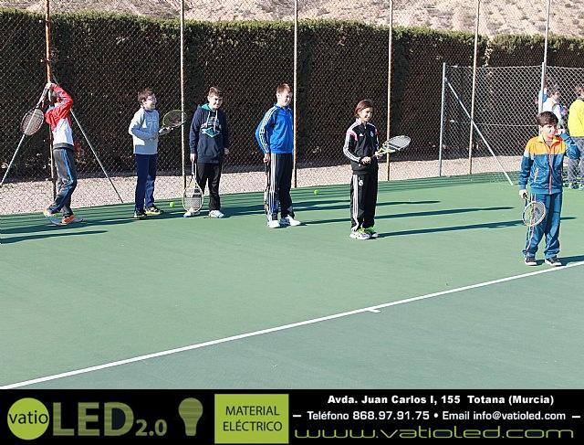 Fiesta de Navidad 2014 de la Escuela del Club de Tenis Totana - 29