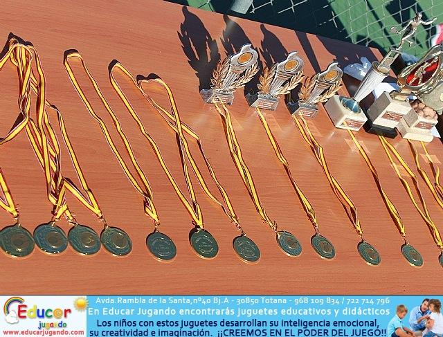 Fiesta de Navidad 2014 de la Escuela del Club de Tenis Totana - 31
