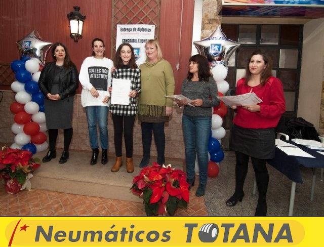 Totanalang celebró su entrega de diplomas  - 7