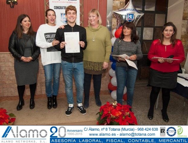 Totanalang celebró su entrega de diplomas  - 22