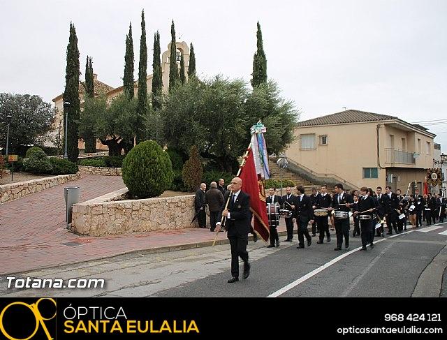 Traslado Santa Eulalia desde la ermita de San Roque a la parroquia de Santiago - 2016 - 9