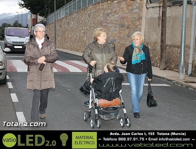 Traslado Santa Eulalia desde la ermita de San Roque a la parroquia de Santiago - 2016 - 28