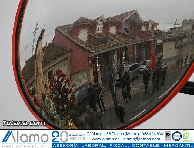 Traslado Santa Eulalia desde la ermita de San Roque a la parroquia de Santiago - 2016 - 35