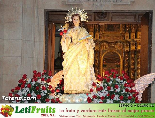 Traslado Santa Eulalia desde la ermita de San Roque a la parroquia de Santiago - 2016 - 217