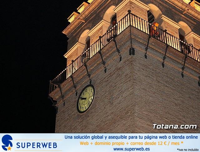 Traslado de pasos. Noche del Lunes Santo 2017 - 5