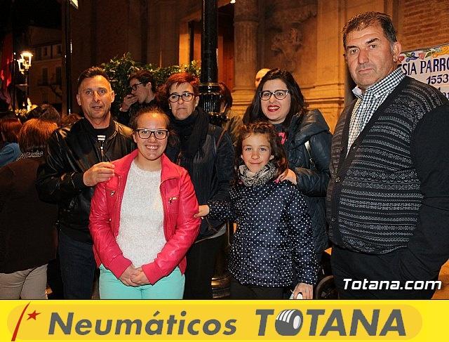 Traslado de pasos. Noche del Lunes Santo 2017 - 12