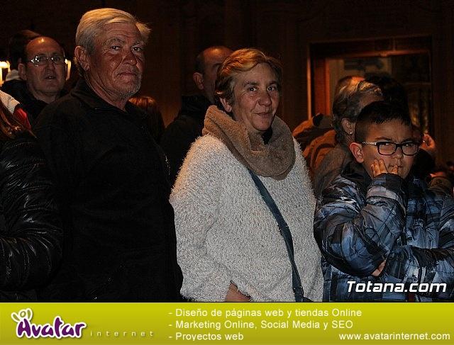 Traslado de pasos. Noche del Lunes Santo 2017 - 35