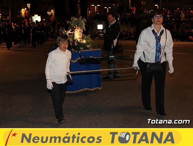 Traslado de pasos. Noche del Lunes Santo 2017 - 40