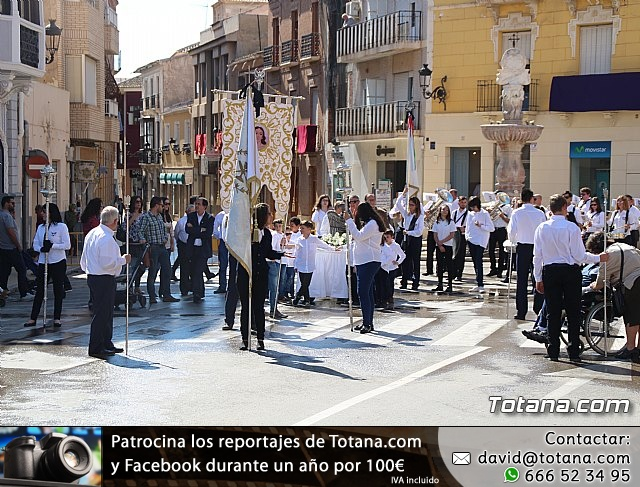 Traslados Jueves Santo - Semana Santa de Totana 2017 - 2