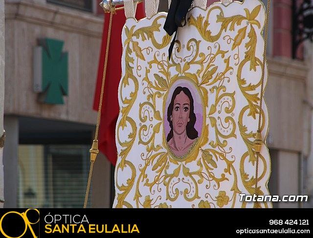 Traslados Jueves Santo - Semana Santa de Totana 2017 - 7