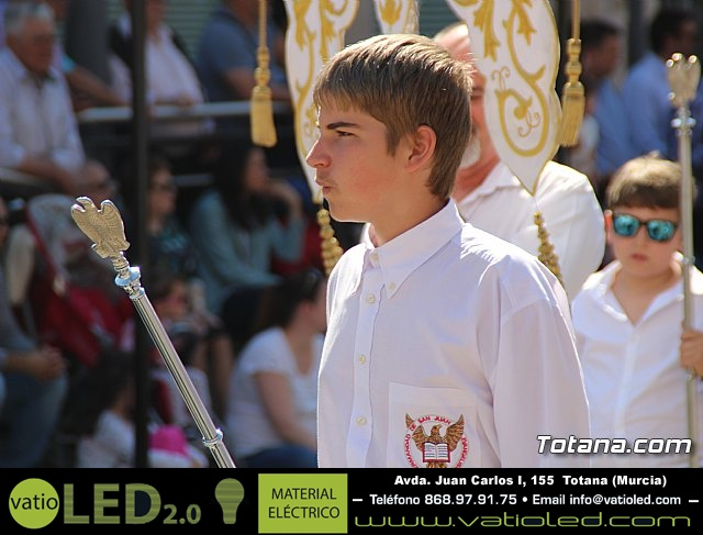 Traslados Jueves Santo - Semana Santa de Totana 2017 - 9