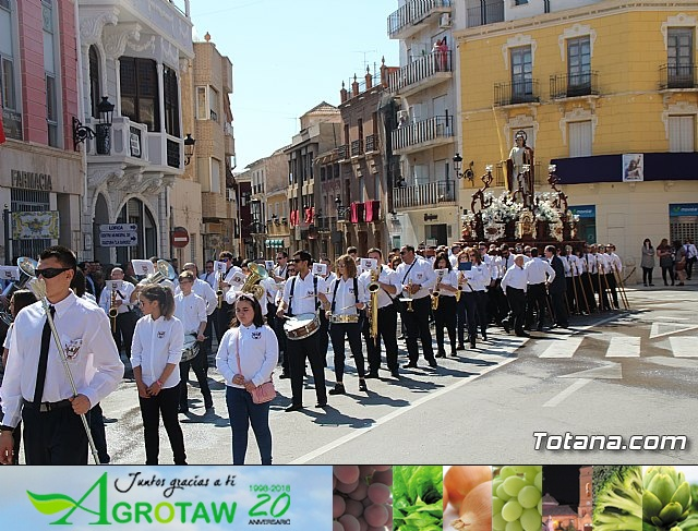 Traslados Jueves Santo - Semana Santa de Totana 2017 - 17