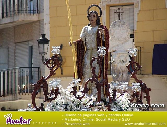 Traslados Jueves Santo - Semana Santa de Totana 2017 - 18