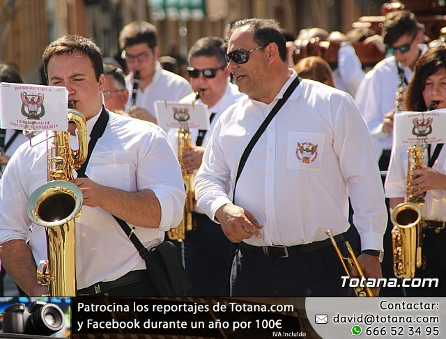 Traslados Jueves Santo - Semana Santa de Totana 2017 - 21